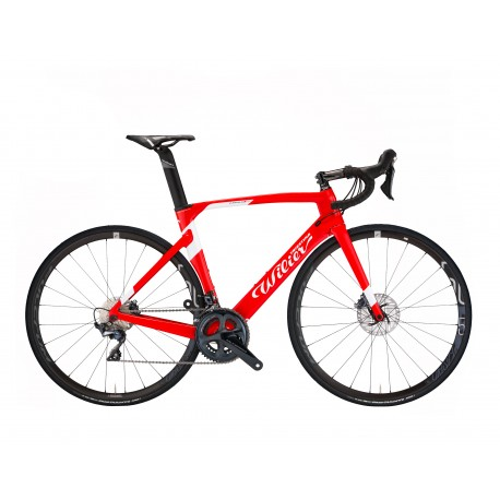 Wilier CENTO1AIR DISC ULTEGRA RS170 RED WHT