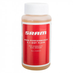 SRAM 5.1 DOT hydraulic brake fluid 118 ml