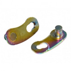 SRAM Chain connector PowerLock 12 speed Rainbow