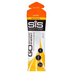 SiS Isotonic Gel orange