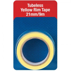 Däcktejp Joes tubeless rim tape 25 mm /9 m